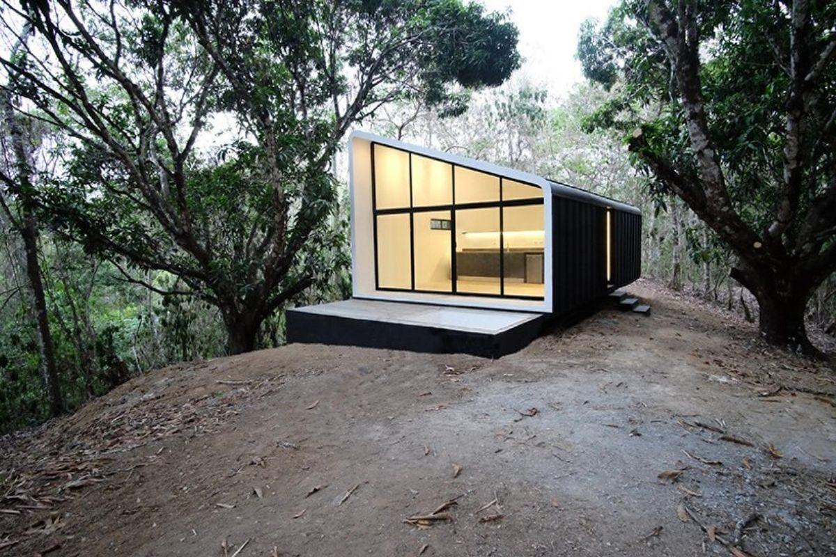 casa modular sustentável foto 5