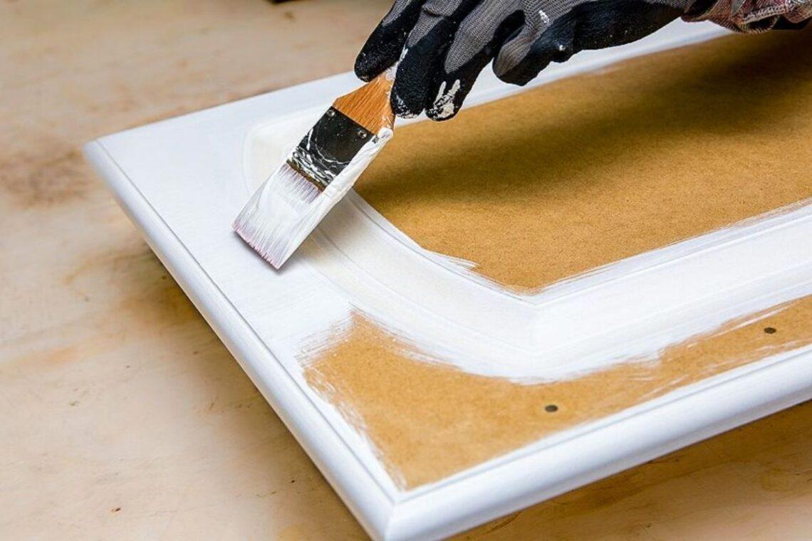 como pintar mdf
