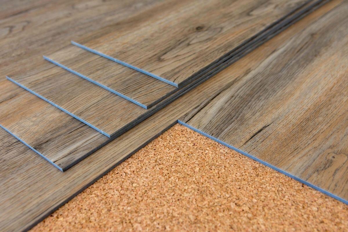 piso carpete de madeira