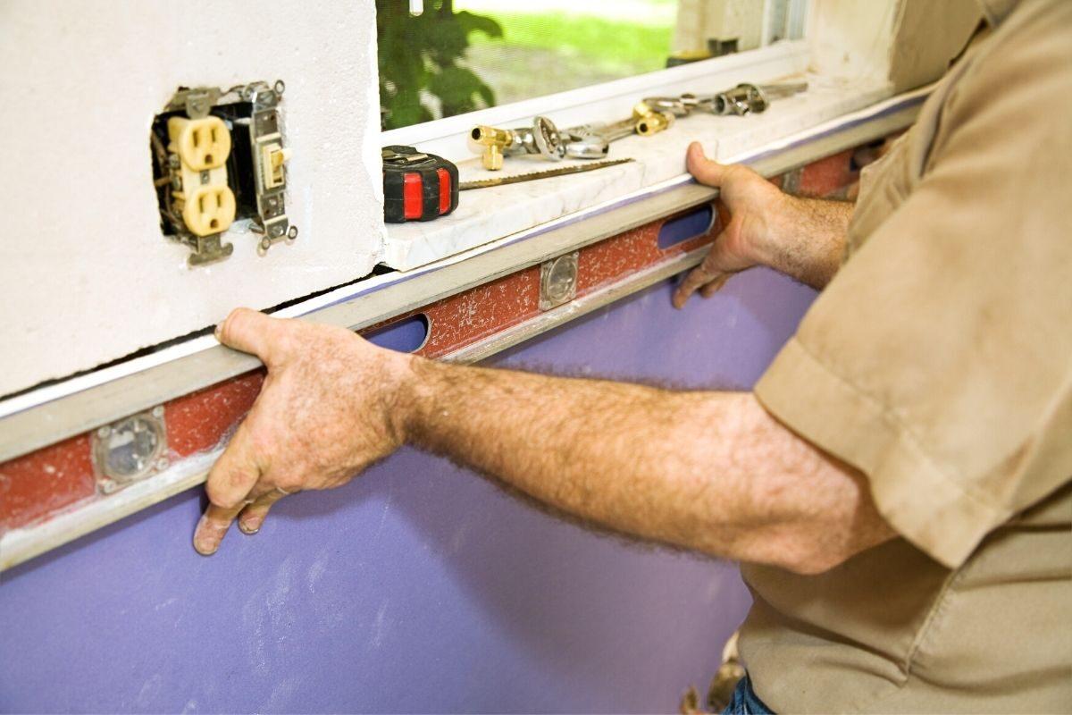 reforço para janelas em paredes de gesso_drywall