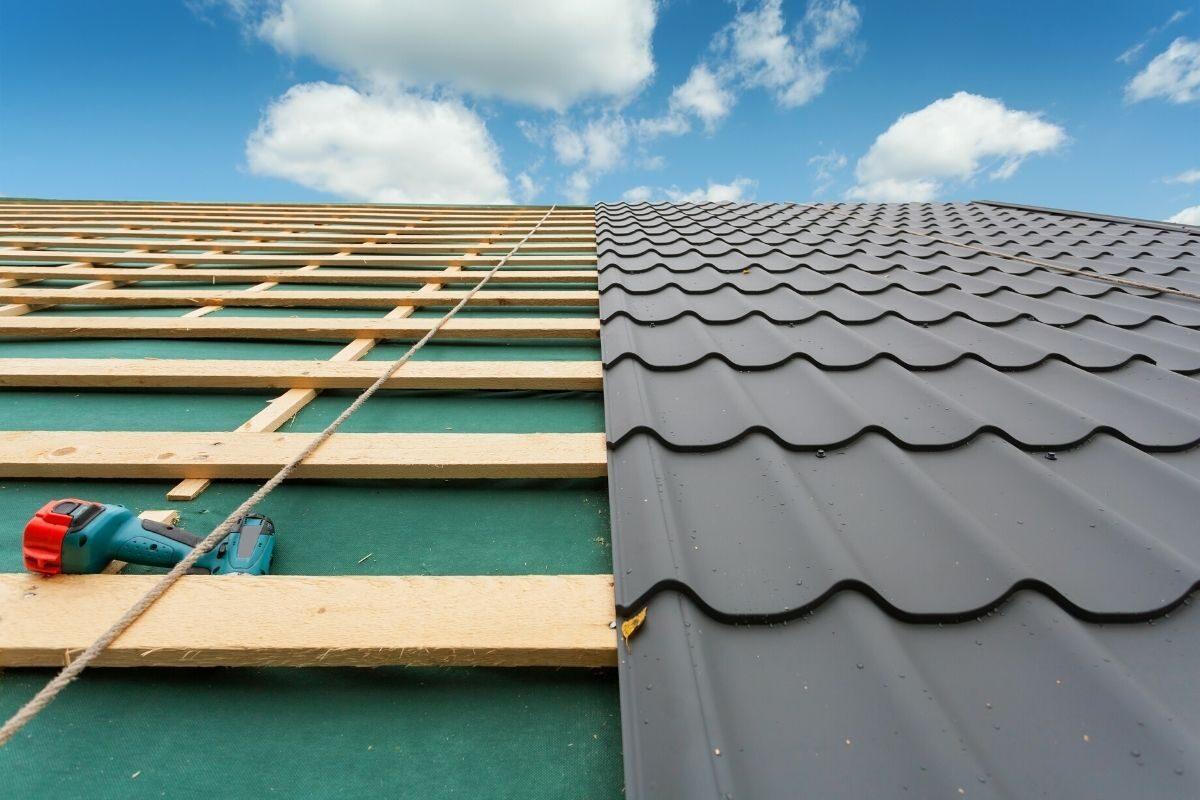 Dica 1_ estude a estrutura para o telhado