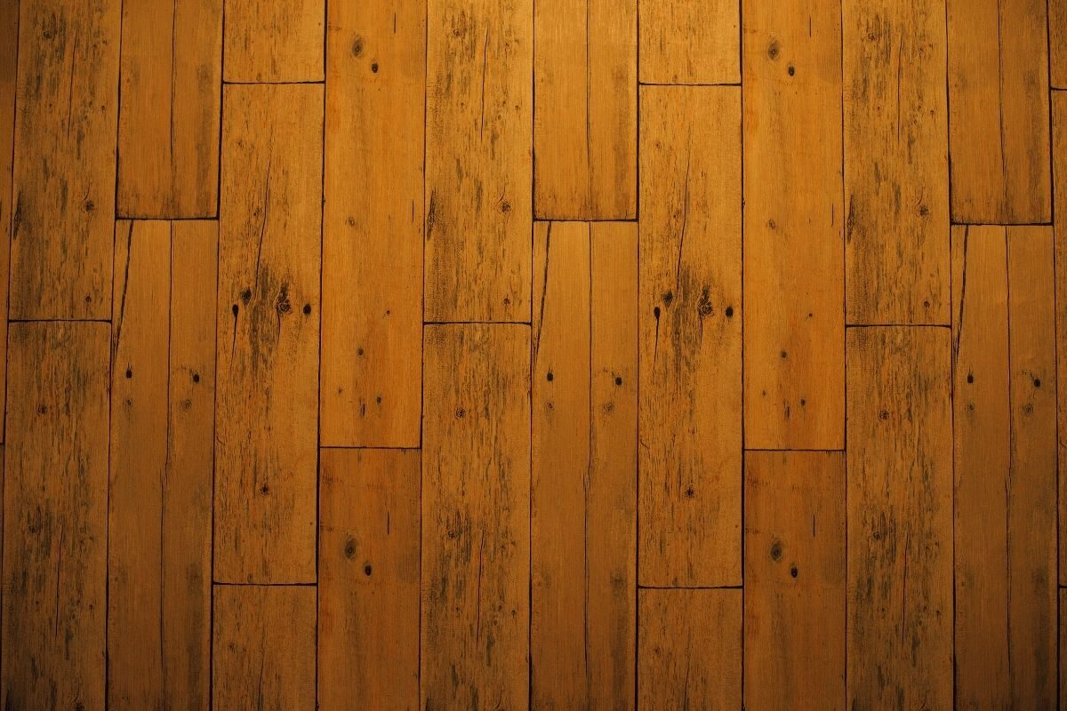 Dica extra_ papel de parede de divisória de madeira