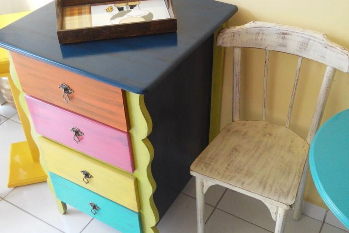 Pátina colorida
