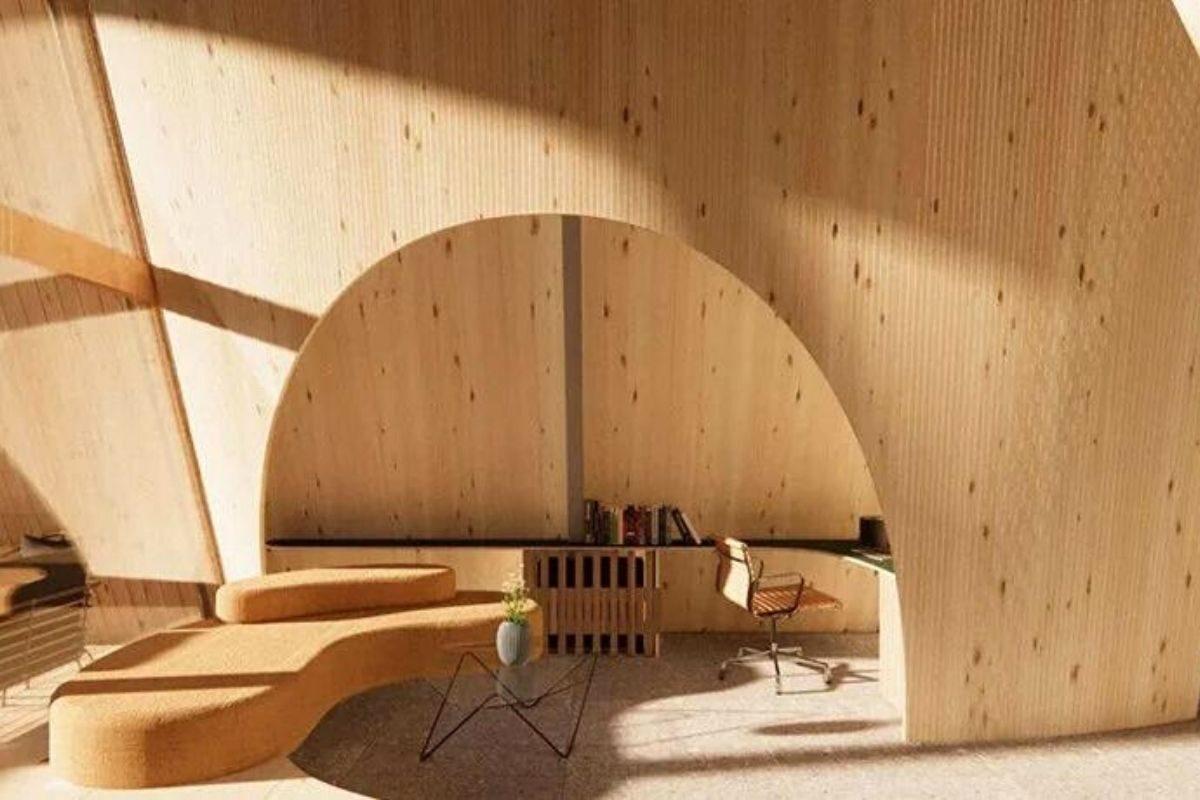 chalé de madeira por assinatura foto 5
