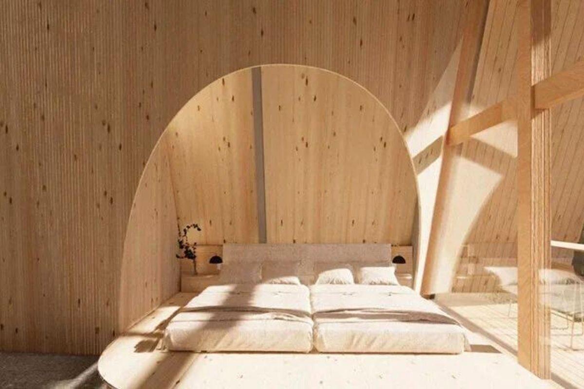 chalé de madeira por assinatura foto 6