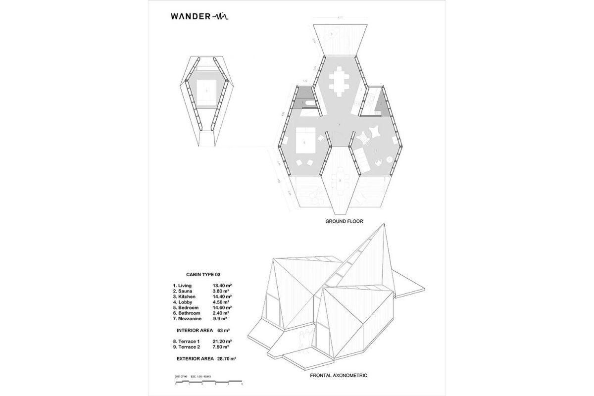 chalé pre-fabricado moderno rojkind arquitectos foto 12