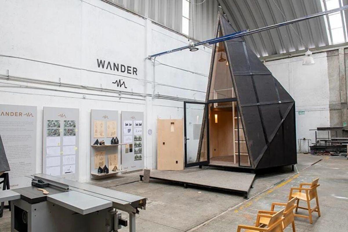 chalé pre-fabricado moderno rojkind arquitectos foto 5