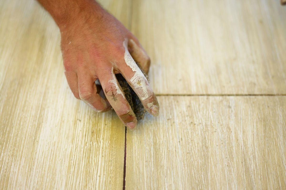lixe a madeira mexicana