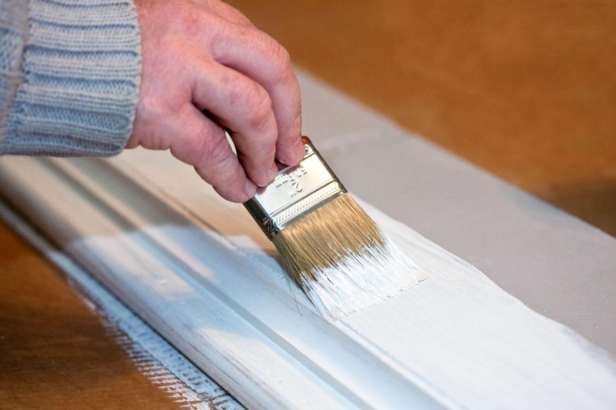 pinte a madeira provençal