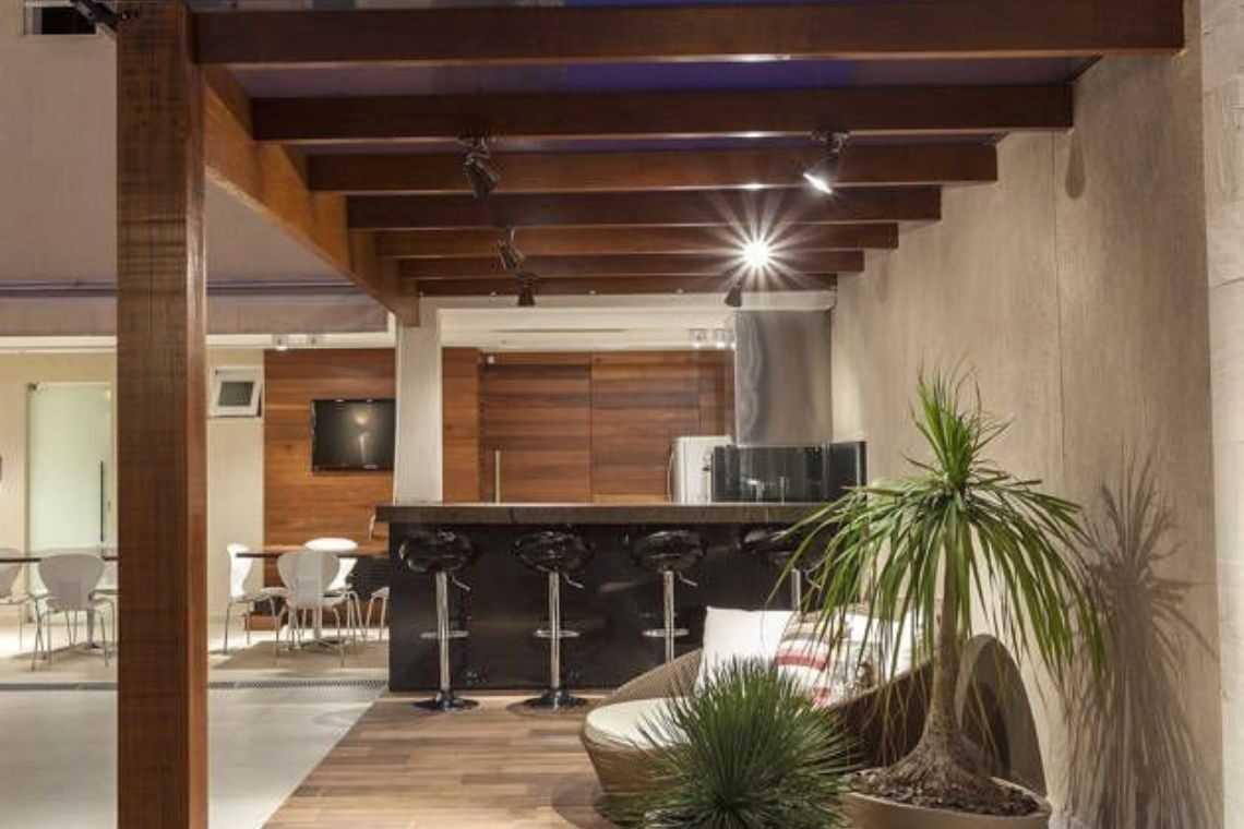 Casa em L com espaço gourmet (2)