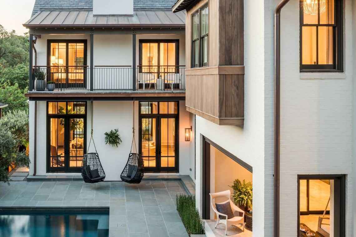 Casa em L sofisticada (2)