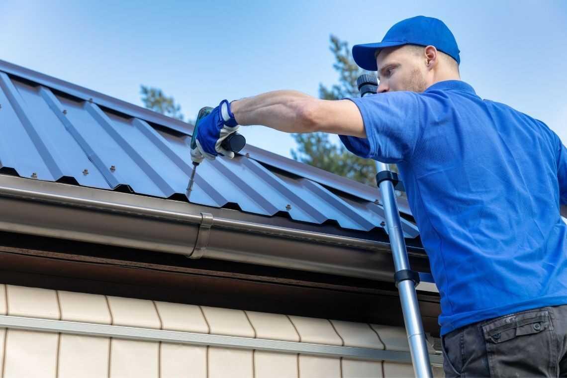 Como instalar uma telha de alumínio_