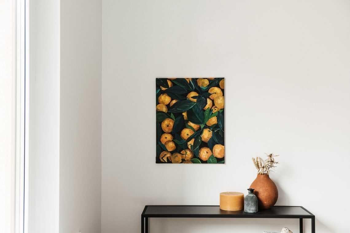 Decore com quadros
