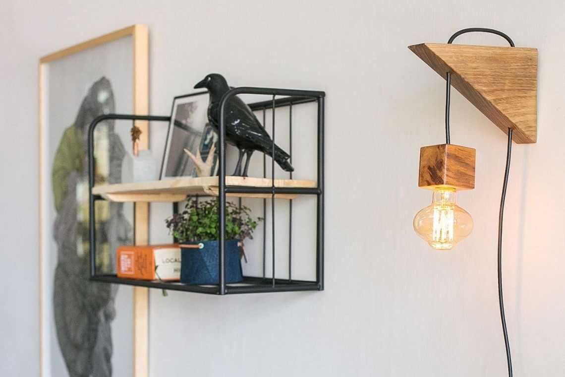 Luminária de parede