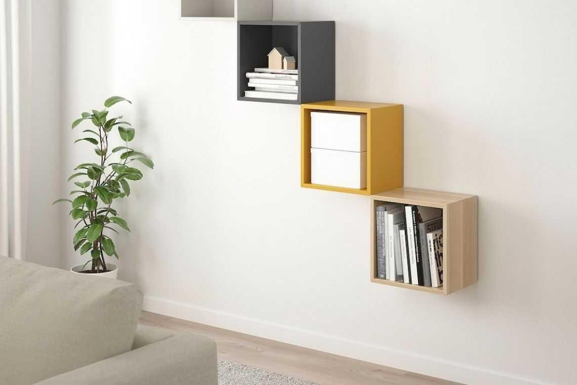 Sala de estar_ saber combinar vários nichos também dá um aspecto exclusivo ao seu espaço_
