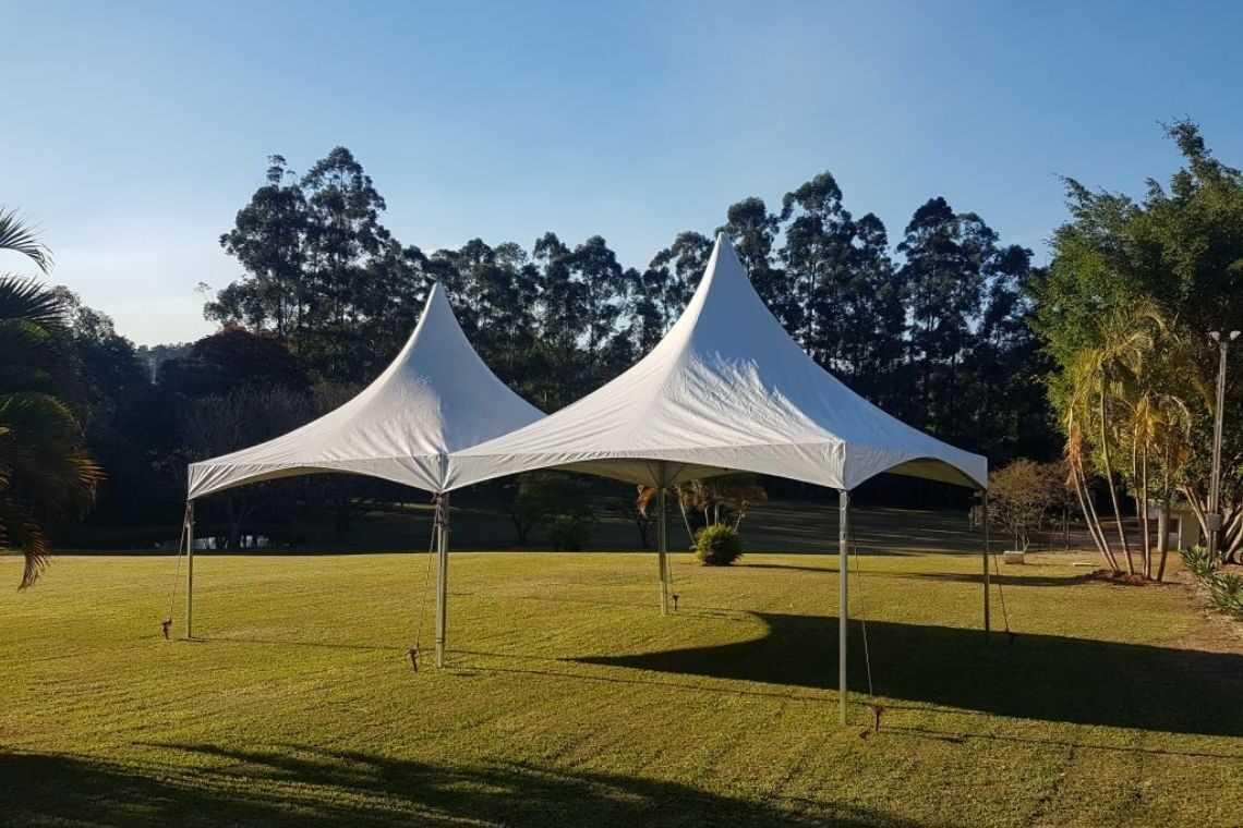 Toldo piramidal
