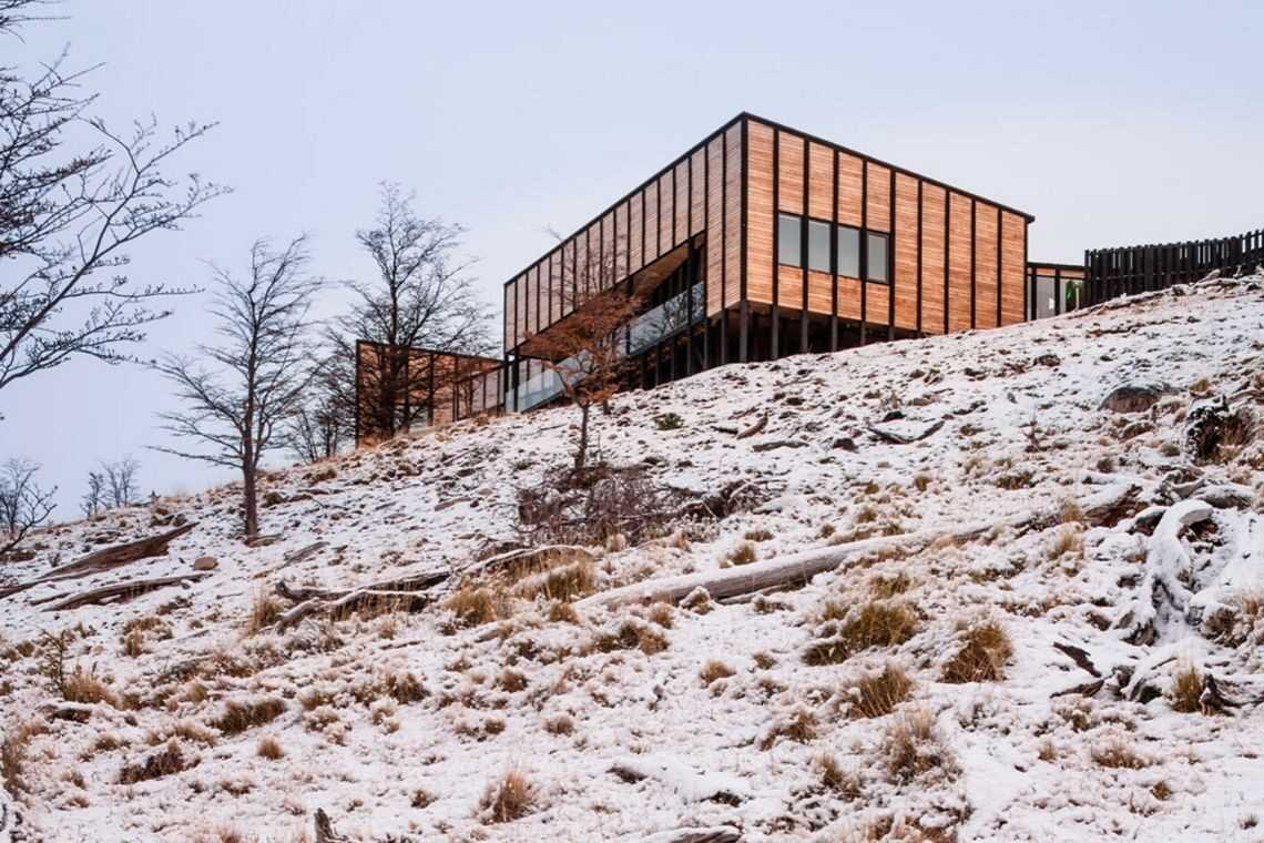 cabana de madeira awasi hotel patagonia foto 14