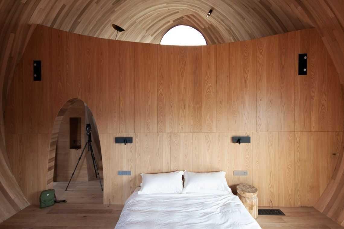 cabana de madeira semente foto 15