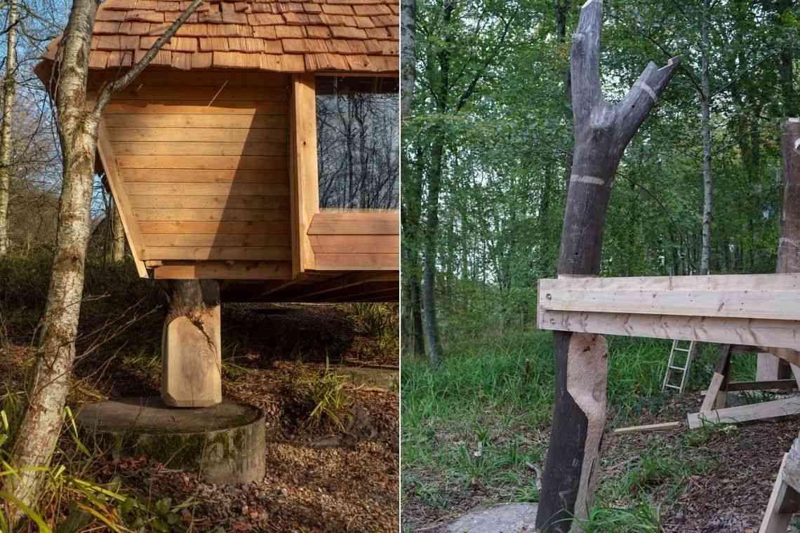 cabana robos Woodland Cabin foto 4