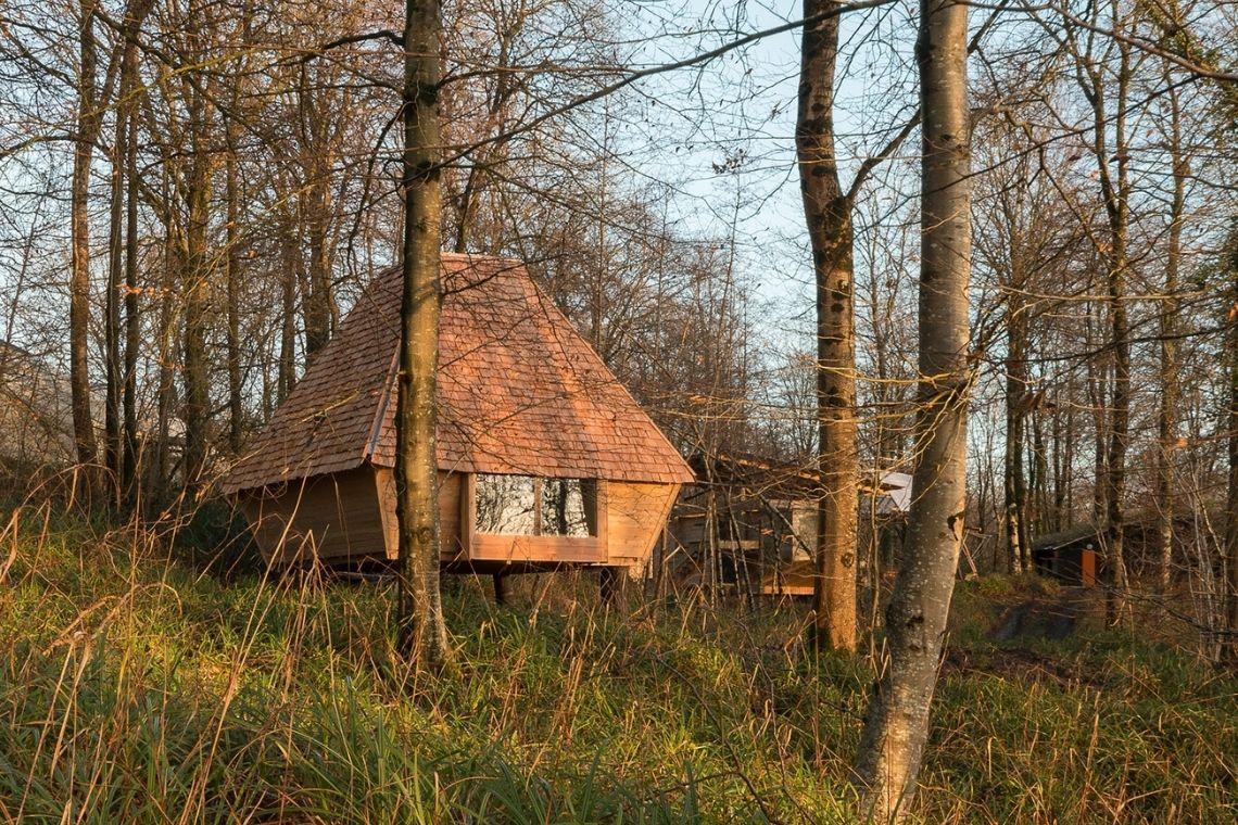 cabana robos Woodland Cabin foto 7