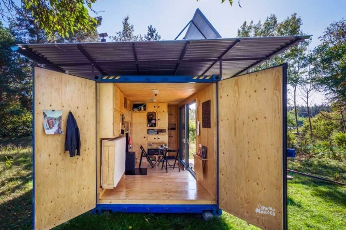 casa container off-grid foto 5