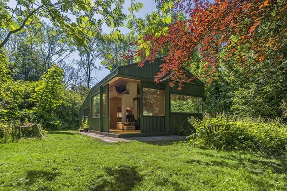casa de madeira noorderpark foto 2
