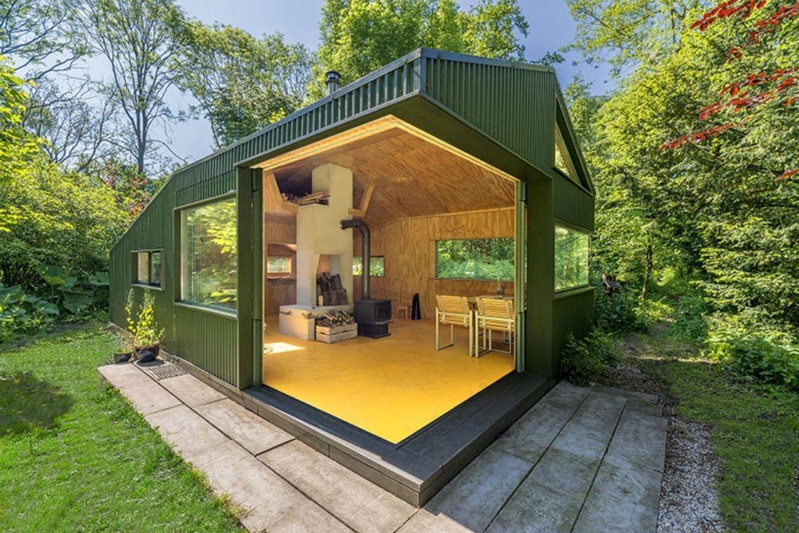casa de madeira noorderpark foto 3