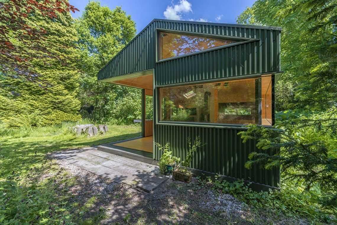 casa de madeira noorderpark foto 8