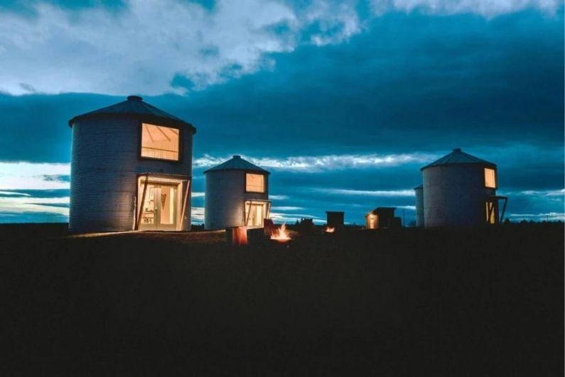 silos graneleiros casas foto 2
