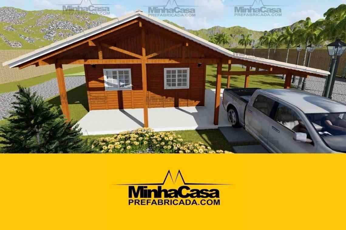 Casa modelo Itapema