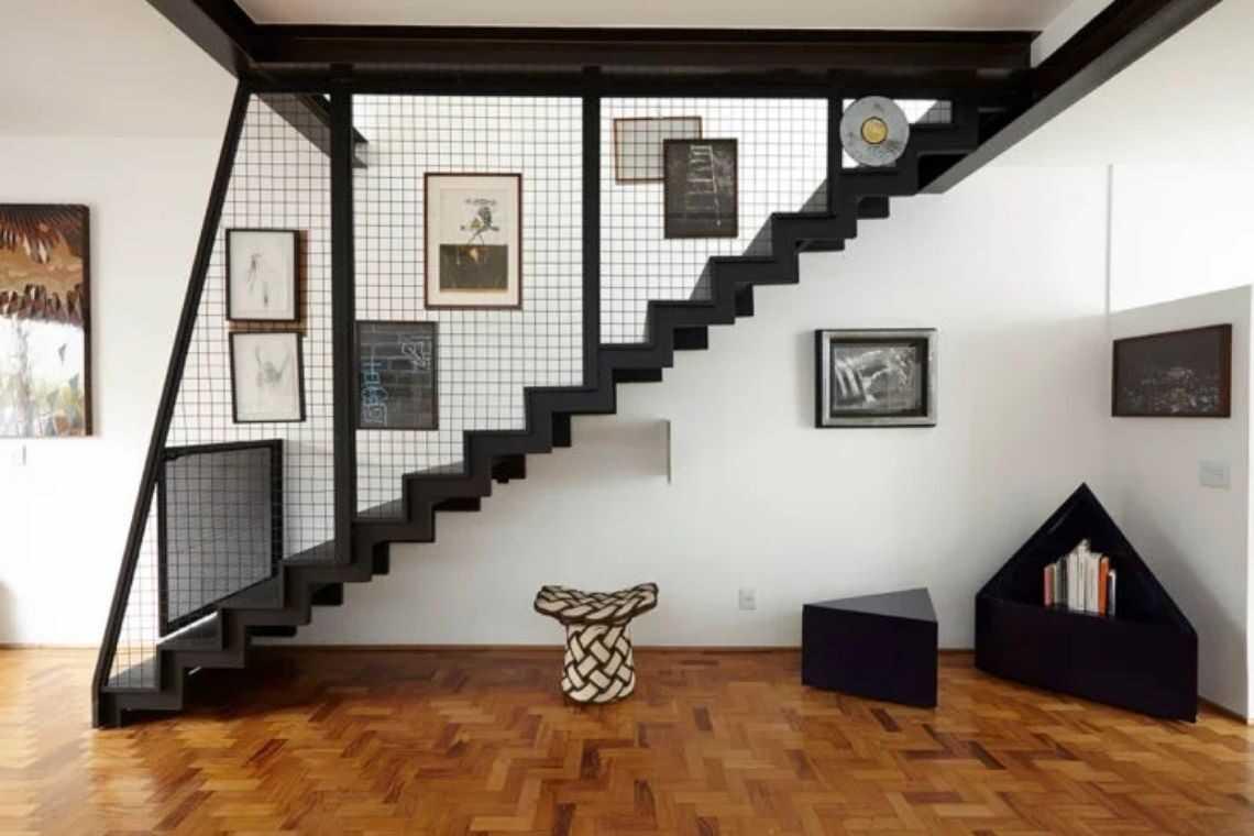 Escada de ferro (2)