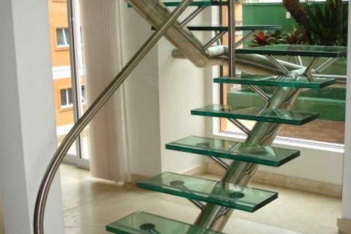 Escada de vidro (2)