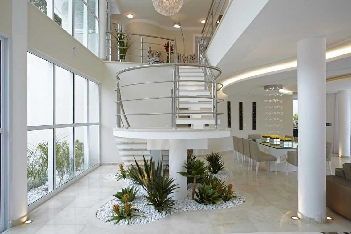 """Escada em """"U"""" (2)"""