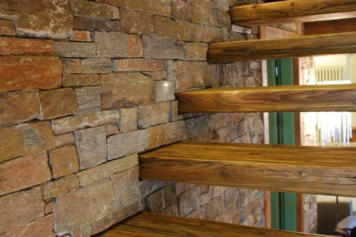 Escada flutuante ou suspensa (2)
