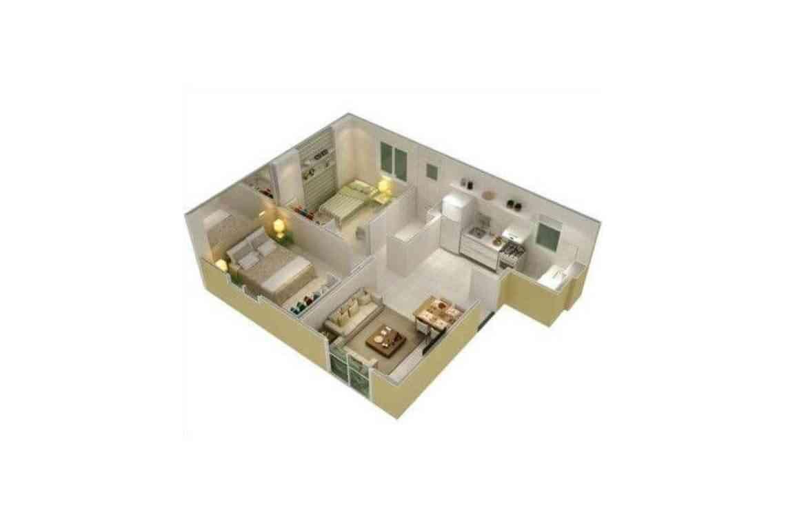Plantas da caixa com 2 quartos disponíveis (3)